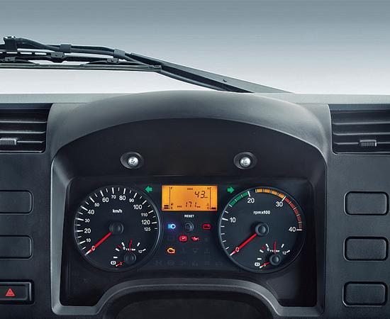 Panel Mitsubishi Fuso FI 1217
