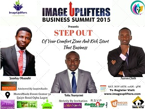 Image Uplifters Business Summit