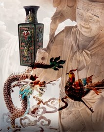 Chinese works of art