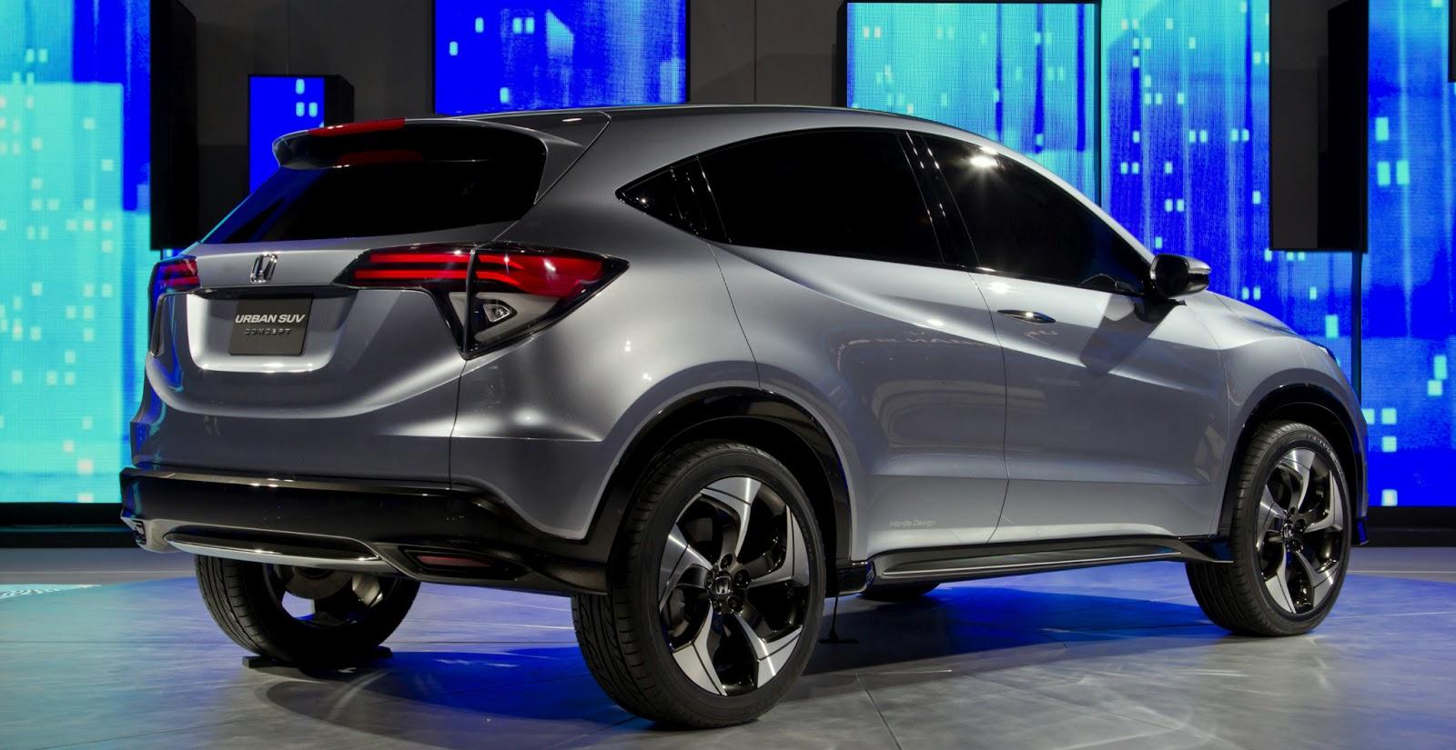 Press release honda urban suv concept makes world debut at the 2013 north american international auto show