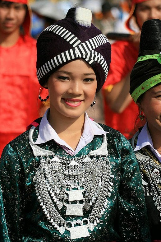 Lao Traditional Costume