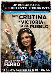 El 20 de Mayo, TODOS A FERRO!