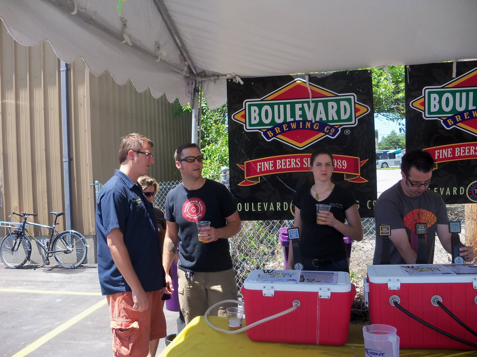 Hop Fest 2011 was yesterday,