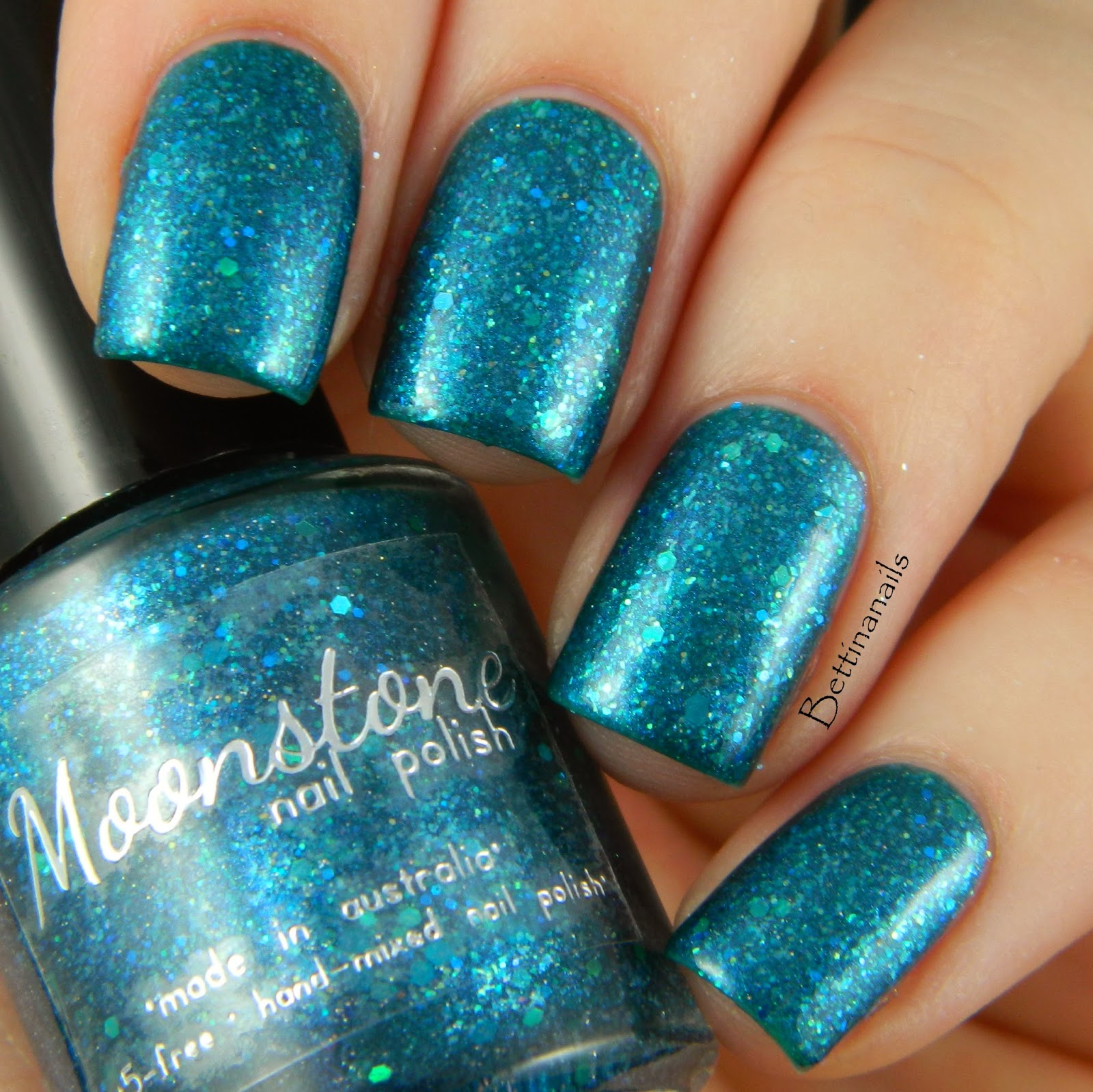 Bettina Nails: The Unearthed Collection by Moonstone Nail Polish