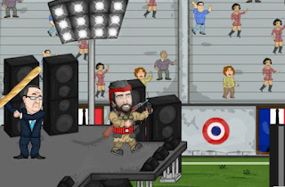 Presidents VS Terrorists awesome and interesting Action Online Games free play