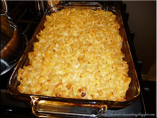 seven cheese mac and cheese