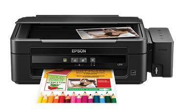 Harga Printer Epson L210 All In One - Warna Hitam