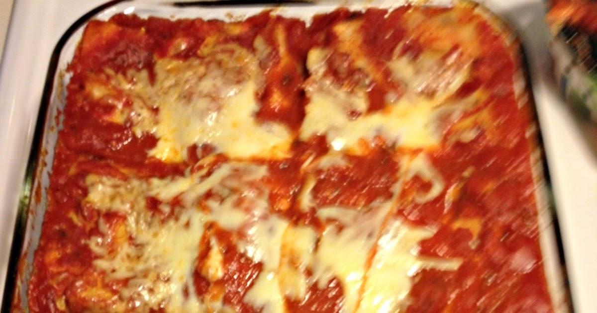 rebeckann's random thoughts: lasagna!