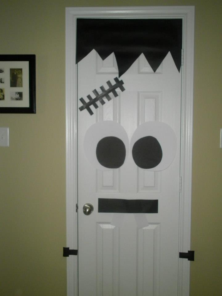 Frankenstein Door Pinterest One Frankenstein Door