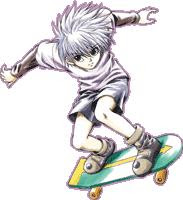 Hunter x Hunter - Killua Wallpaper
