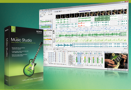 Sony acid music studio 8 0 build full version blog tutorial for Acid song 80s