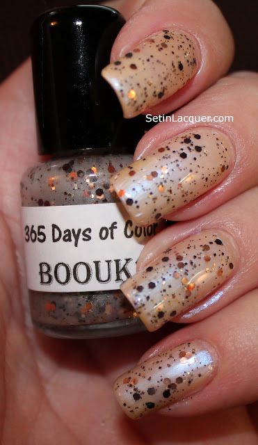 365 Days of Color - Boouk (With Sabrina Sato Ballet base color)