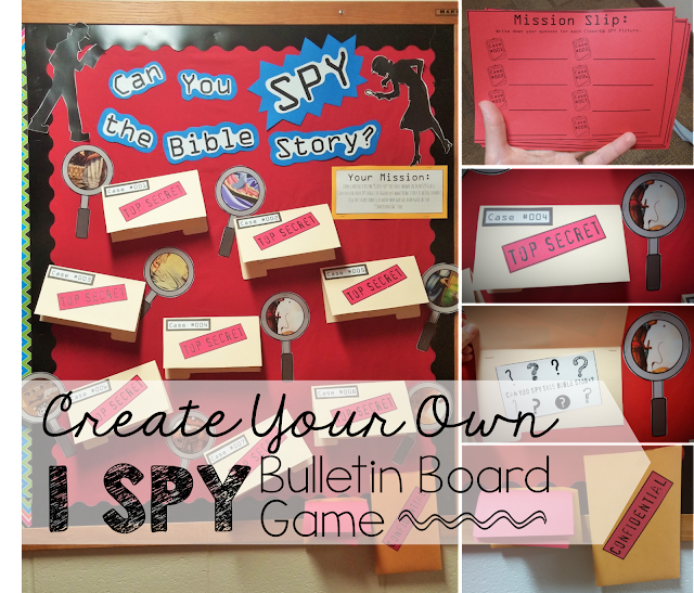 Design Your Classroom Games ~ The classroom game nook create an quot i spy interactive