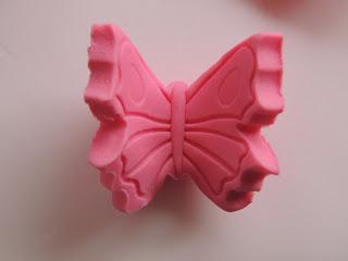 tarta fondant detalle mariposa