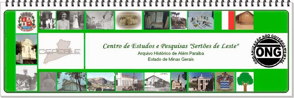Arquivo-MG.COM - CEPESLE - Centro de Estudos e Pesquisas Sertões de Leste