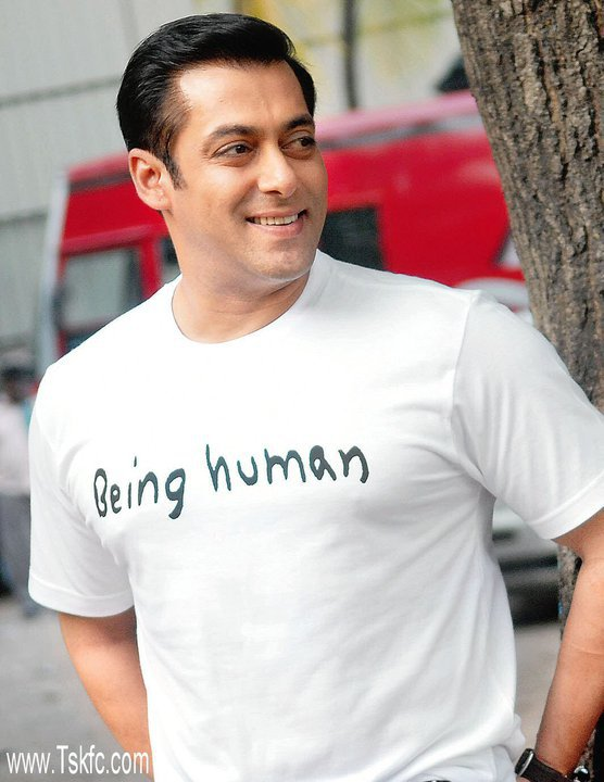 Salman Khan Planned To Open A Being Human Cafe Fan Club