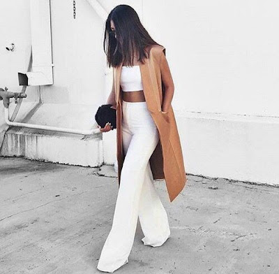 Minimal style for girls