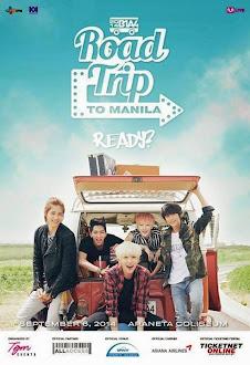 B1A4 Live in Manila
