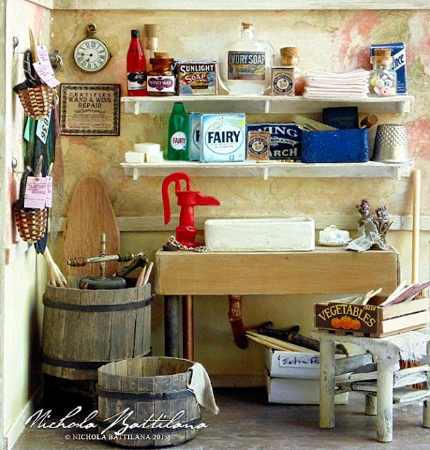 The Wandry Room - Nichola Battilana