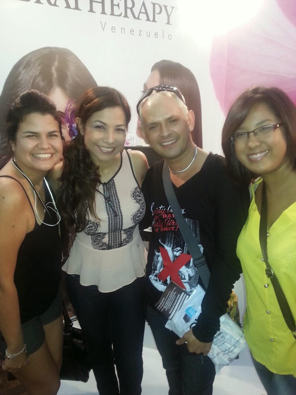 Gina Rojas y amigos
