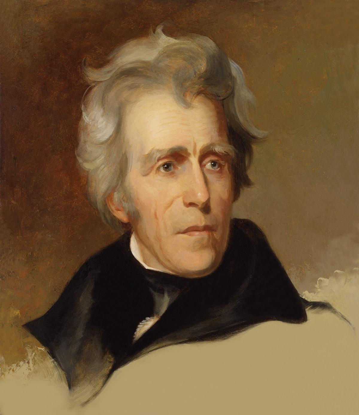 Carroll Bryant: The Presidents: Andrew Jackson Andrew Jackson
