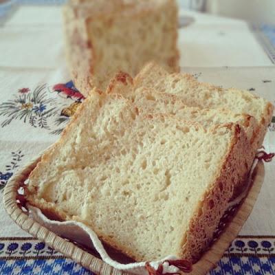 il mio pane allo yogurt fatto nella mdp