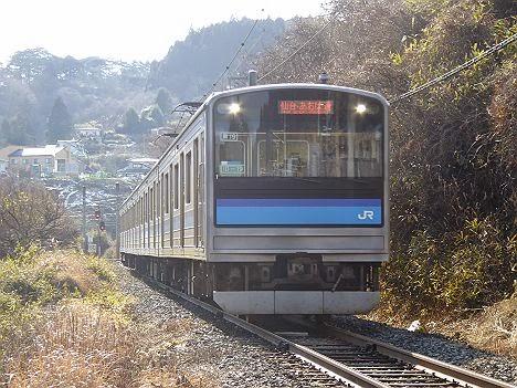 仙石線 普通 高城町行き 205系3100番台