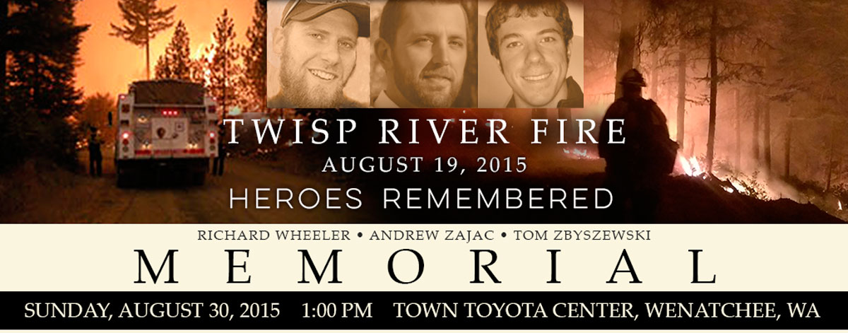 Twisp River Fire Memorial