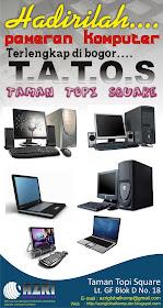 """pameran komputer """"TATOS"""""""