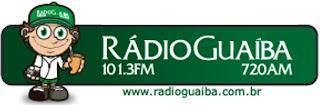 Rádio Guaíba AM/FM de Porto Alegre RS ao vivo