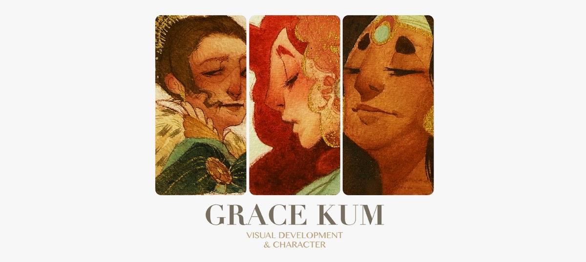 ART of GRACE KUM