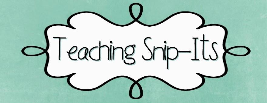 Teaching Snip-Its