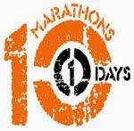 10 Marathons in 10 Days...Sixmilebridge, Co.Clare