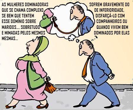 AS «DOMINADORAS»