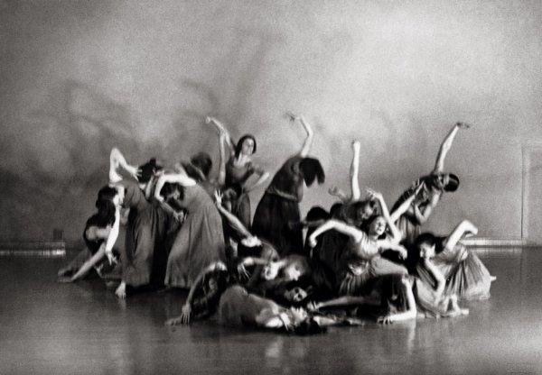 Mary Wigman Danza de la Danza de Mary Wigman