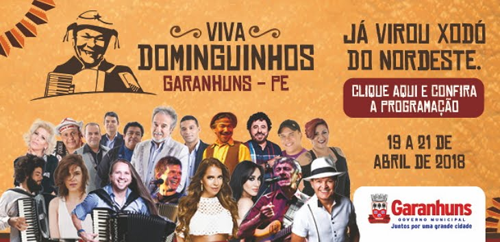 VIVA DOMINGUINHOS - 2018