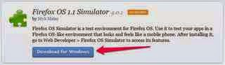 Download Firefox OS Simulator 4.0.1
