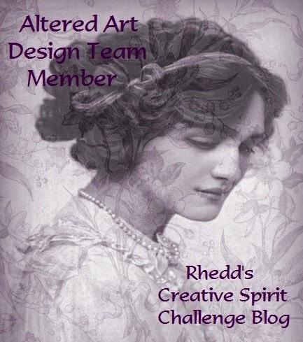 Rhedd's Creative Spirit DT Member