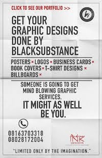 Graphic Design Ad.