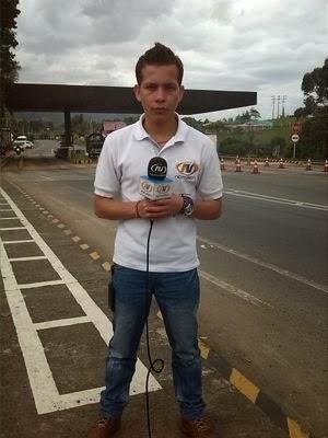 Reportero de Notivision