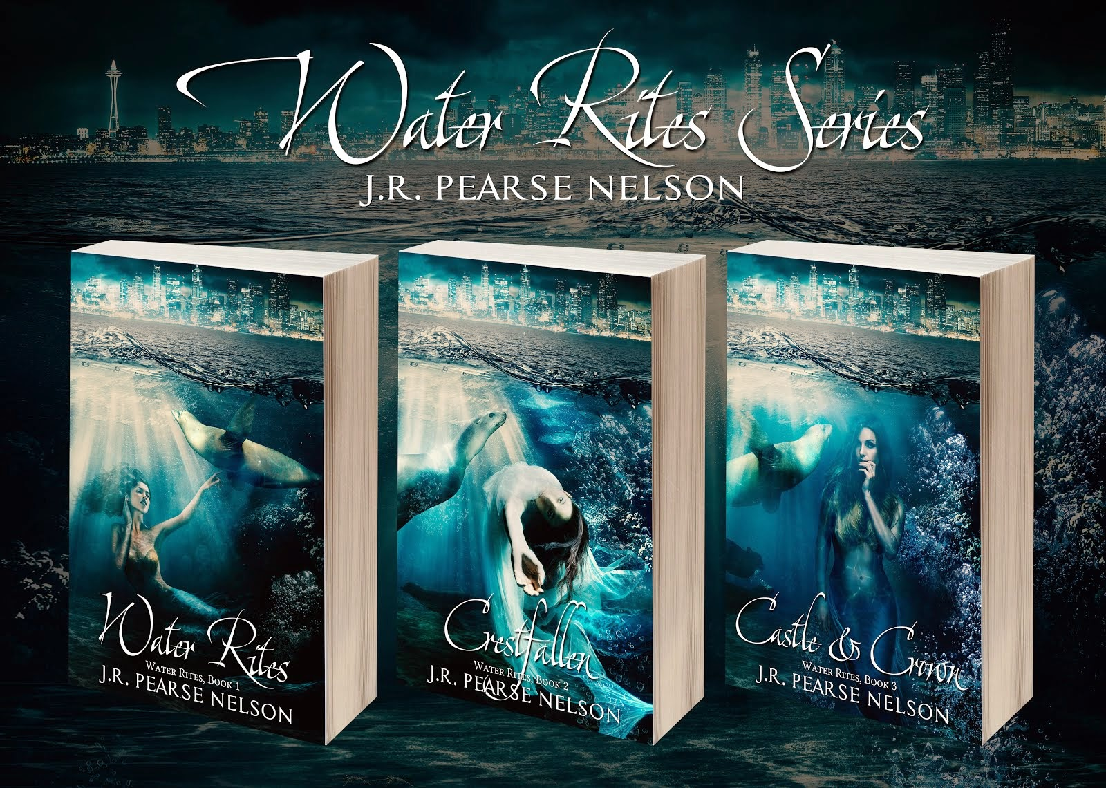 Water Rites Series - Coming in 2015!!