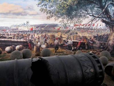 Panorama 1453 İç Mekan Fotoğrafları