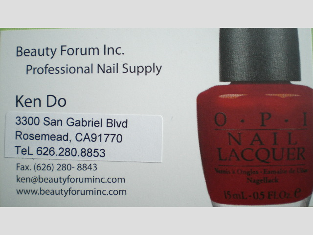 my pretty paints: wholesale nail supply shops in los angeles