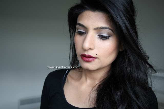 MAC Lipstick Dark side review