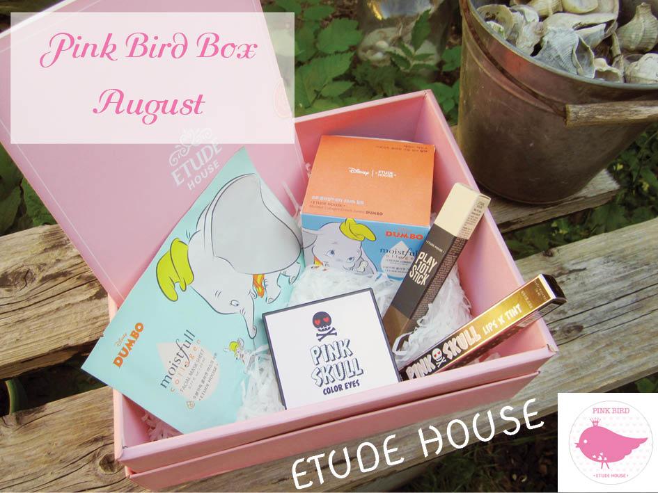 Pink Bird  #2 augustbox