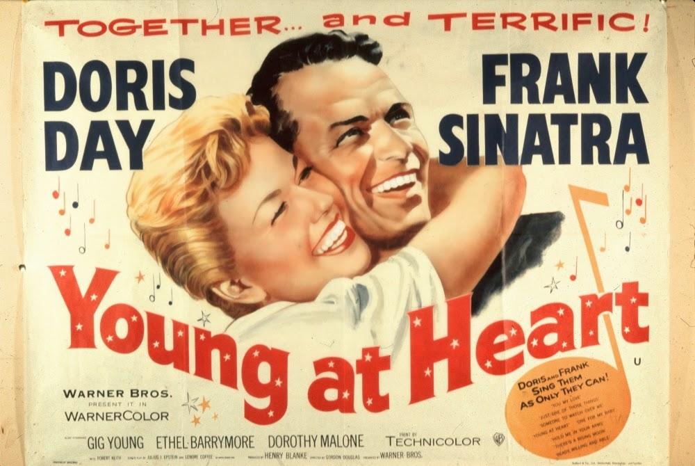 Bobby Rivers TV: Doris Day, YOUNG AT HEART