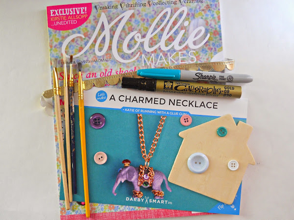 Getting To Know Me: Crafty Style
