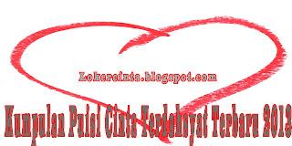Kumpulan Puisi Cinta Terdahsyat Terbaru 2013