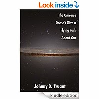 The Universe Doesn't Give a Flying Fuck About You by Johnny Truant