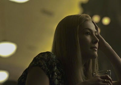 Rosamund Pike stars in Gone Girl